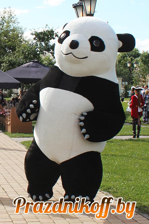 """Аниматор, ростовая кукла трехметровая """"Панда"""""""