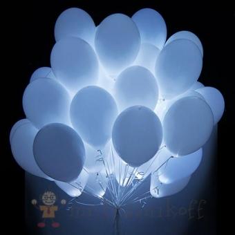Led шары мерцающие на запуск