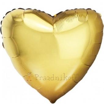 Шар Сердце, Золото