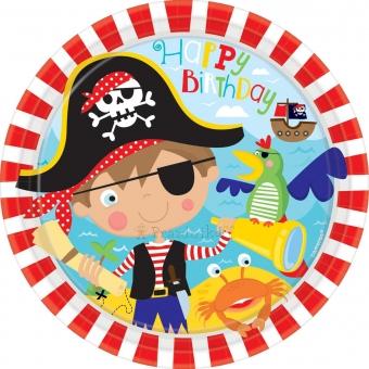 tarelka malenkiy pirat