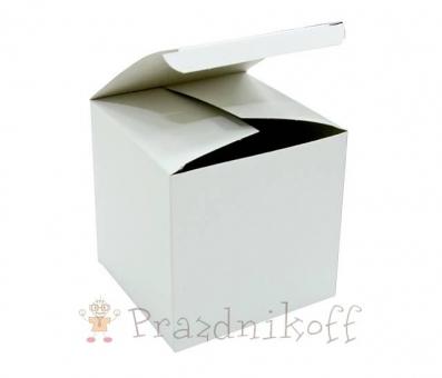 "Коробка для кружек картонная ""Белая"""